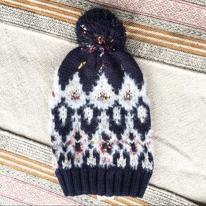 NWT ✨ Maurices Fall/Winter Knit PomPom Hat